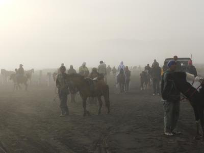 Dawn at Mt. Bromo