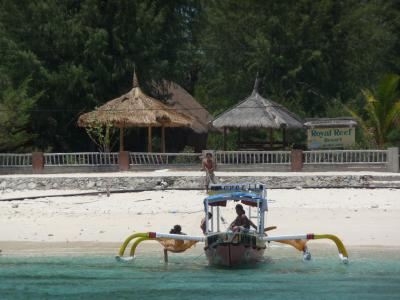 Beach on Gili Air