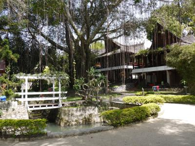 Carolina hotel at Danau Toba, Sumatra