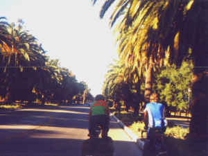 Palm Drive to Stanford, 11.3k