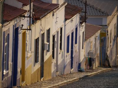 Steep alley in Silves