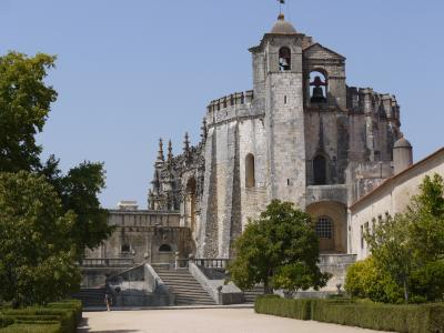Tomar: Entrance to the Knights Templar castle